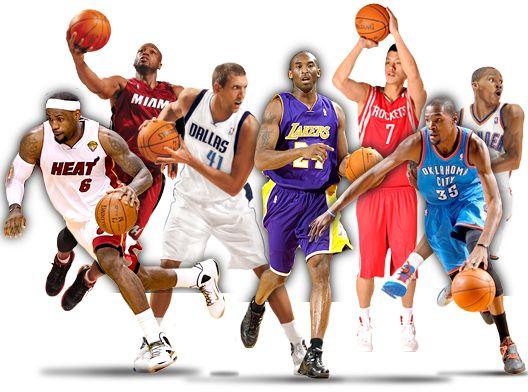 Basketball Players PNG HD - 126866