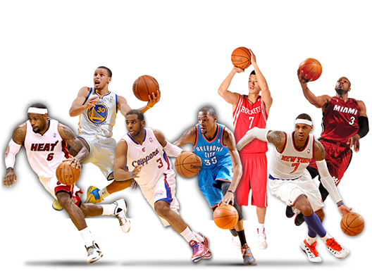 Not even close - Basketball Players PNG HD