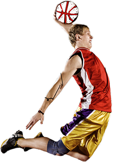 Player - Basketball Players PNG HD