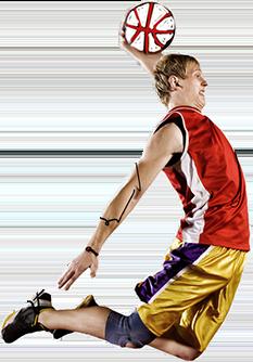 Player - Basketball Players PNG HD