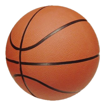 Basketball ball PNG image