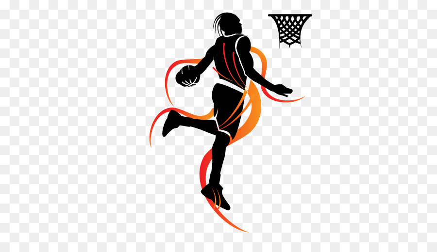 Basketball Sport Clip art - Vector Basketball Shooting - Basketball Shot PNG