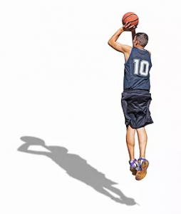 Likewise, Steph Curry has captured the imaginations of basketball fans  around the world. But what many do not realize is that Curry was not a  highly sought PlusPng.com  - Basketball Shot PNG