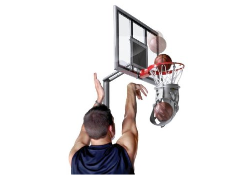 Practice Basketball Shots All By Yourself Without Running After The Ball - Basketball Shot PNG