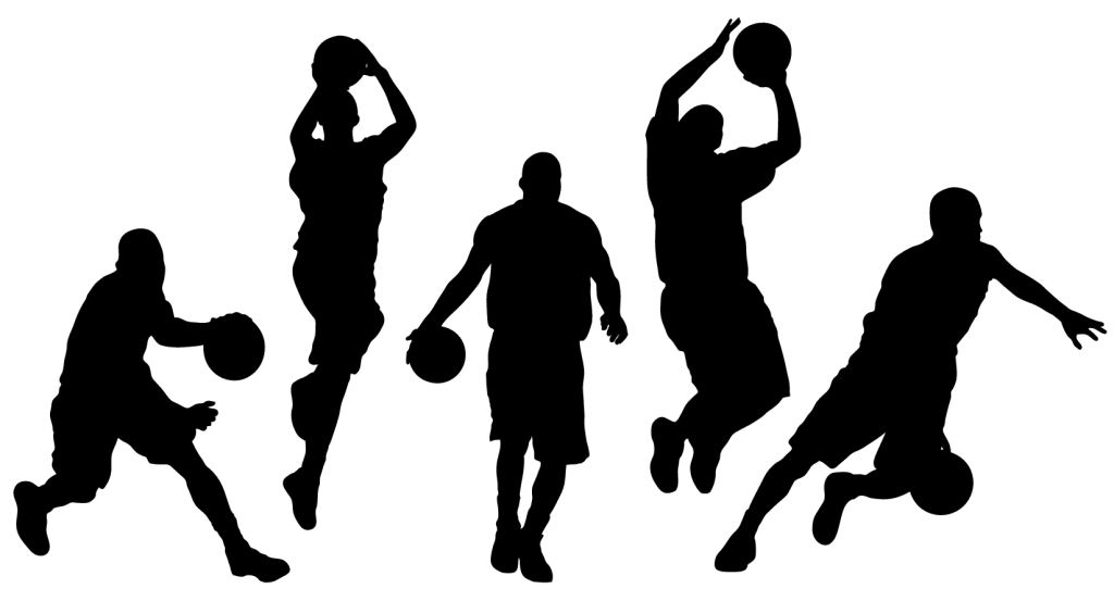 Shooting techniques - Basketball Shot PNG