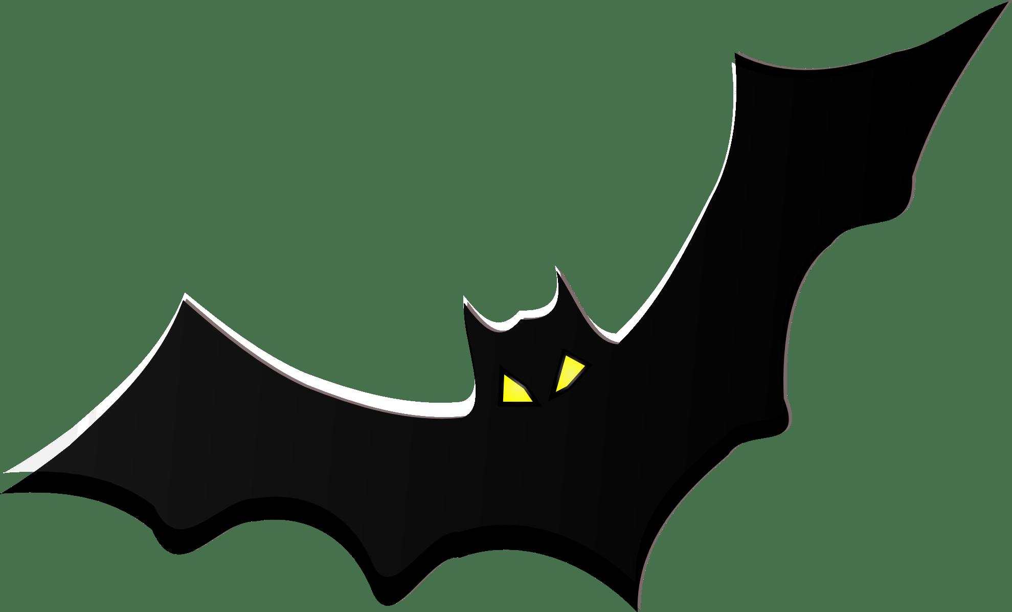 Bat Logo Clipart - Bat HD PNG