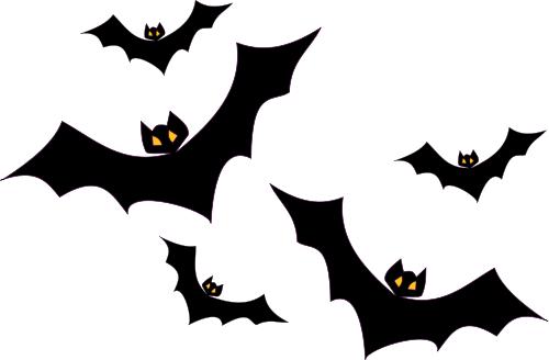 bats - Bat HD PNG