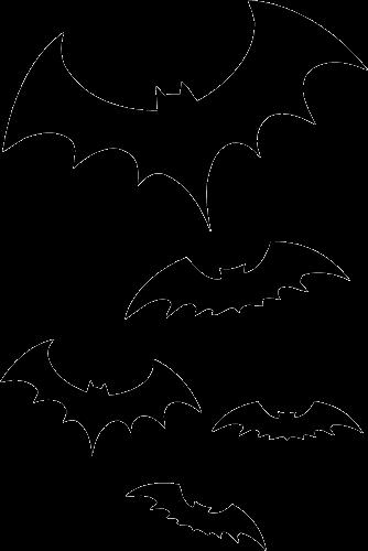 Bats.png - Bat PNG