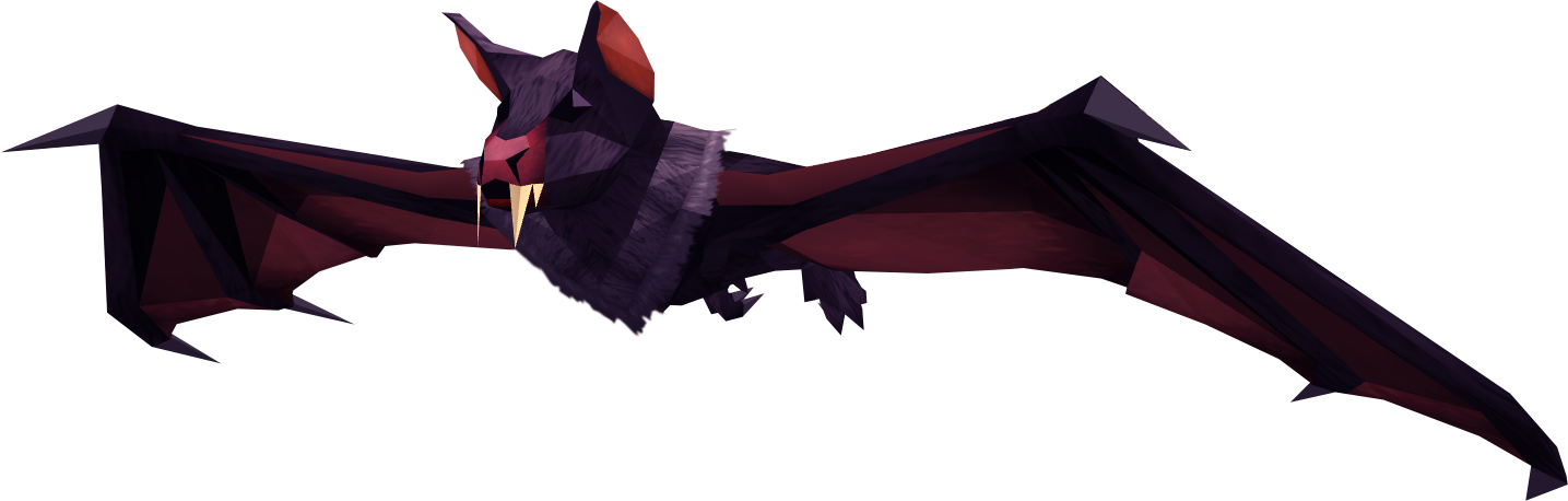 Warped bat.png - Bat PNG