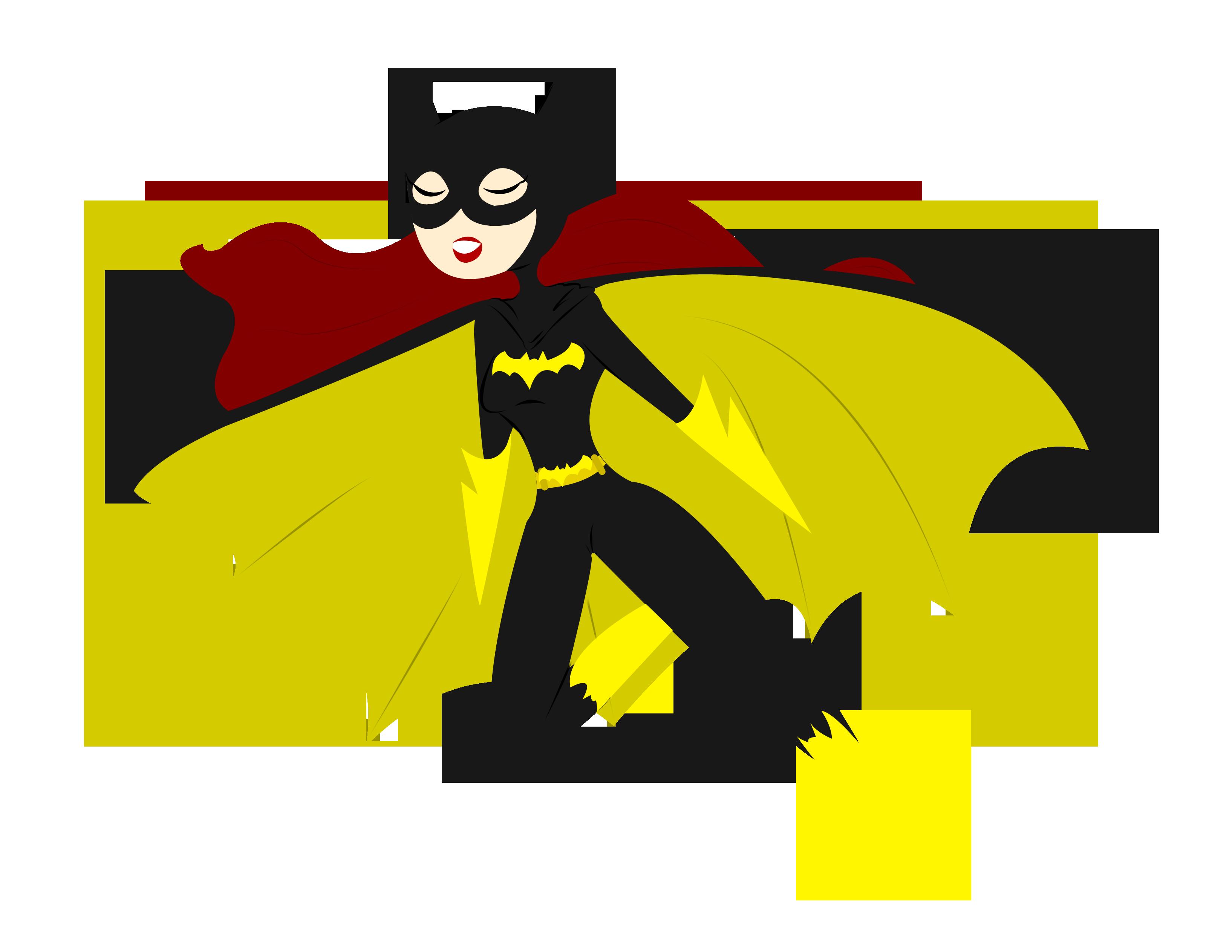 Batgirl PNG - 28009