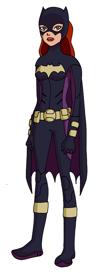 Batgirl PNG - 28011