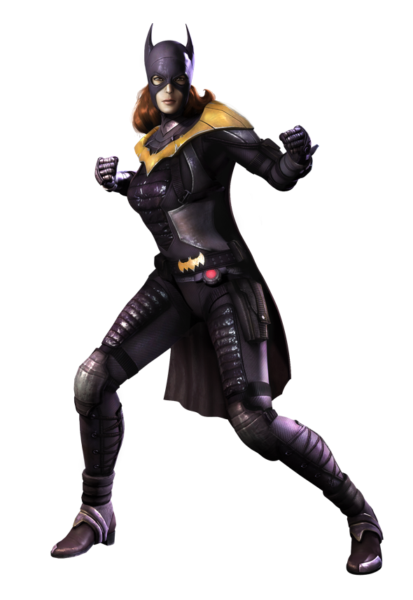 Batgirl PNG - 28003