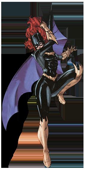 Batgirl PNG - 28010