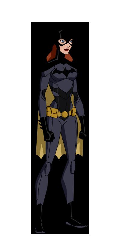 Batgirl PNG - 28002