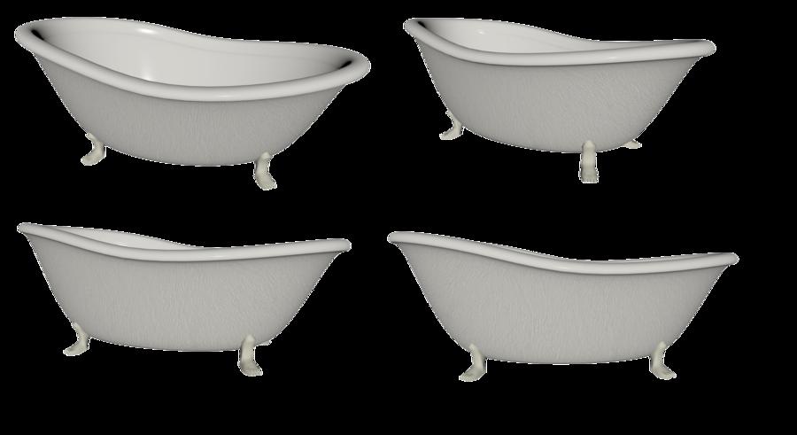 Bath Tub PNG HD - 124256
