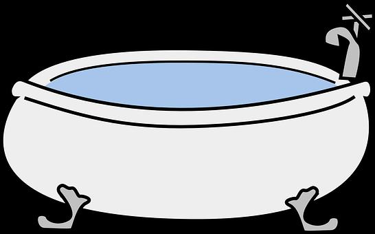 Bath Tub PNG HD - 124259