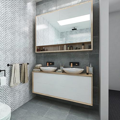 Cabinetry Range - Bathroom Interior PNG
