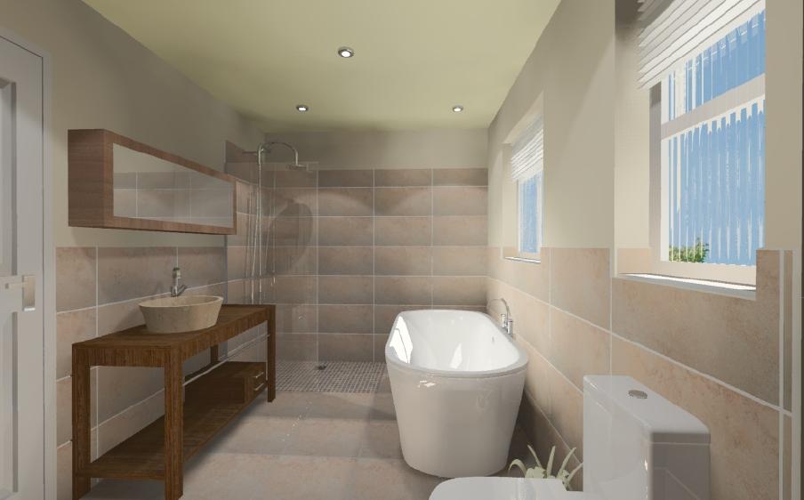 Designer 4 bathroom - Bathroom Interior PNG