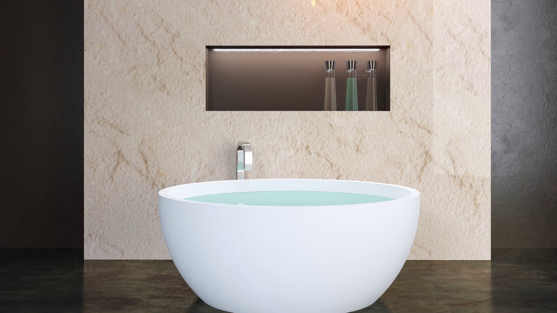 Beautiful master bathroom with shower Stock Video Footage - VideoBlocks - Bathroom Sink PNG HD
