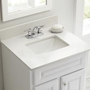 Single Sink Vanities - Bathroom Sink PNG HD