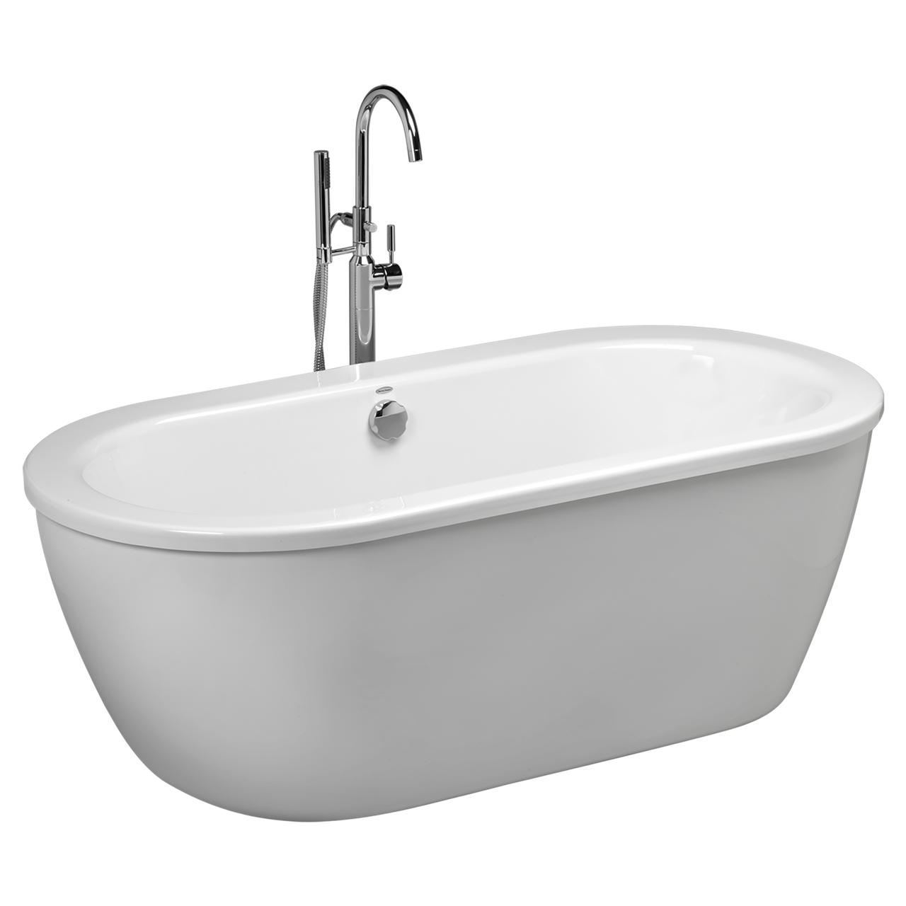 Bathtubs - Cadet Freestanding Tub - Arctic - Bathtub PNG HD