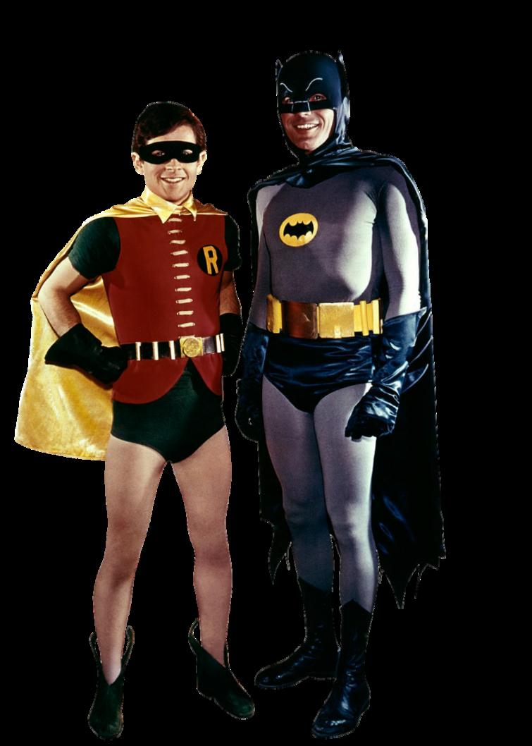 Superhero Robin PNG - 4162