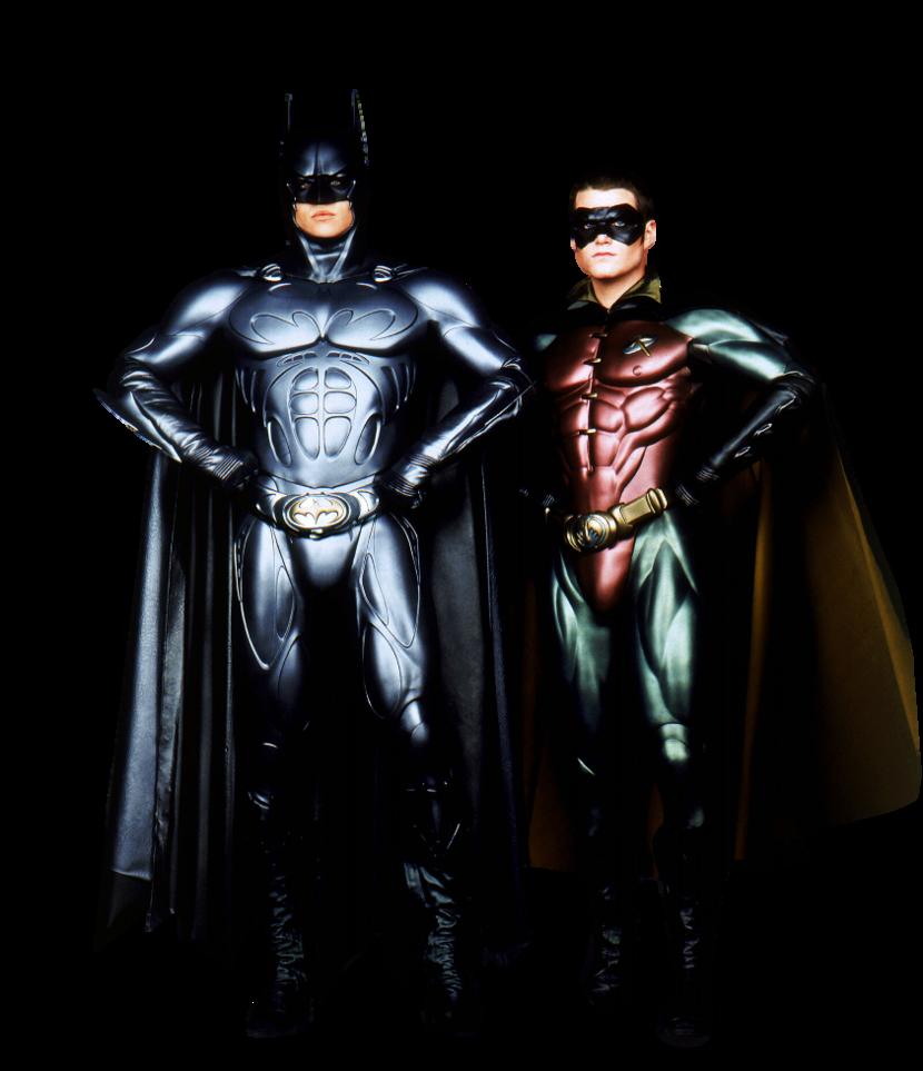 Superhero Robin PNG - 4160