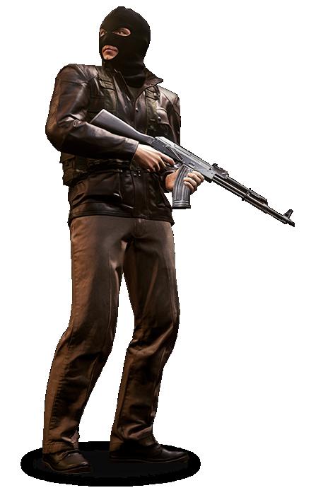 Kişiye özel bir suç öyküsü - Battlefield Hardline PNG