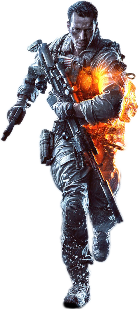 Battlefield HD PNG - 93716