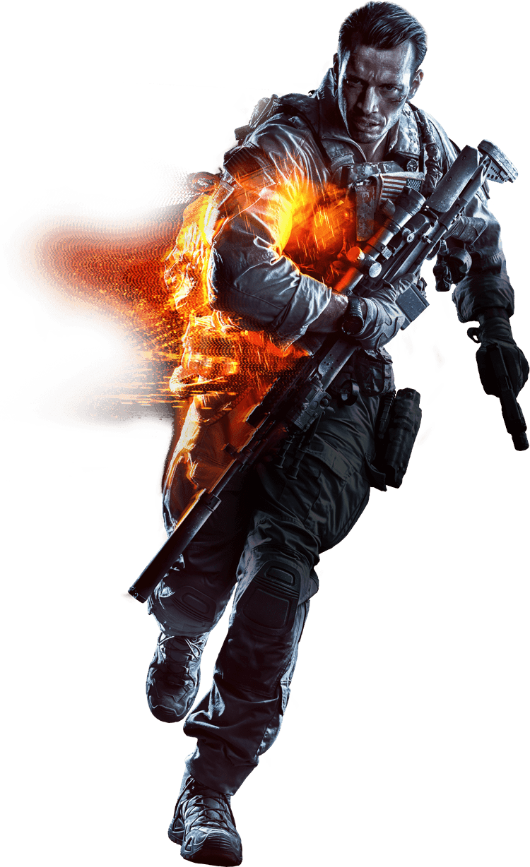 Battlefield HD PNG - 93718