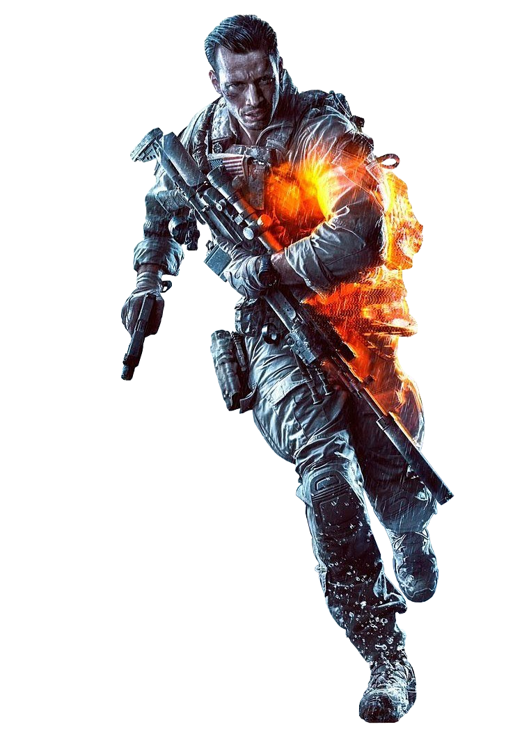 Battlefield Transparent PNG - Battlefield HD PNG