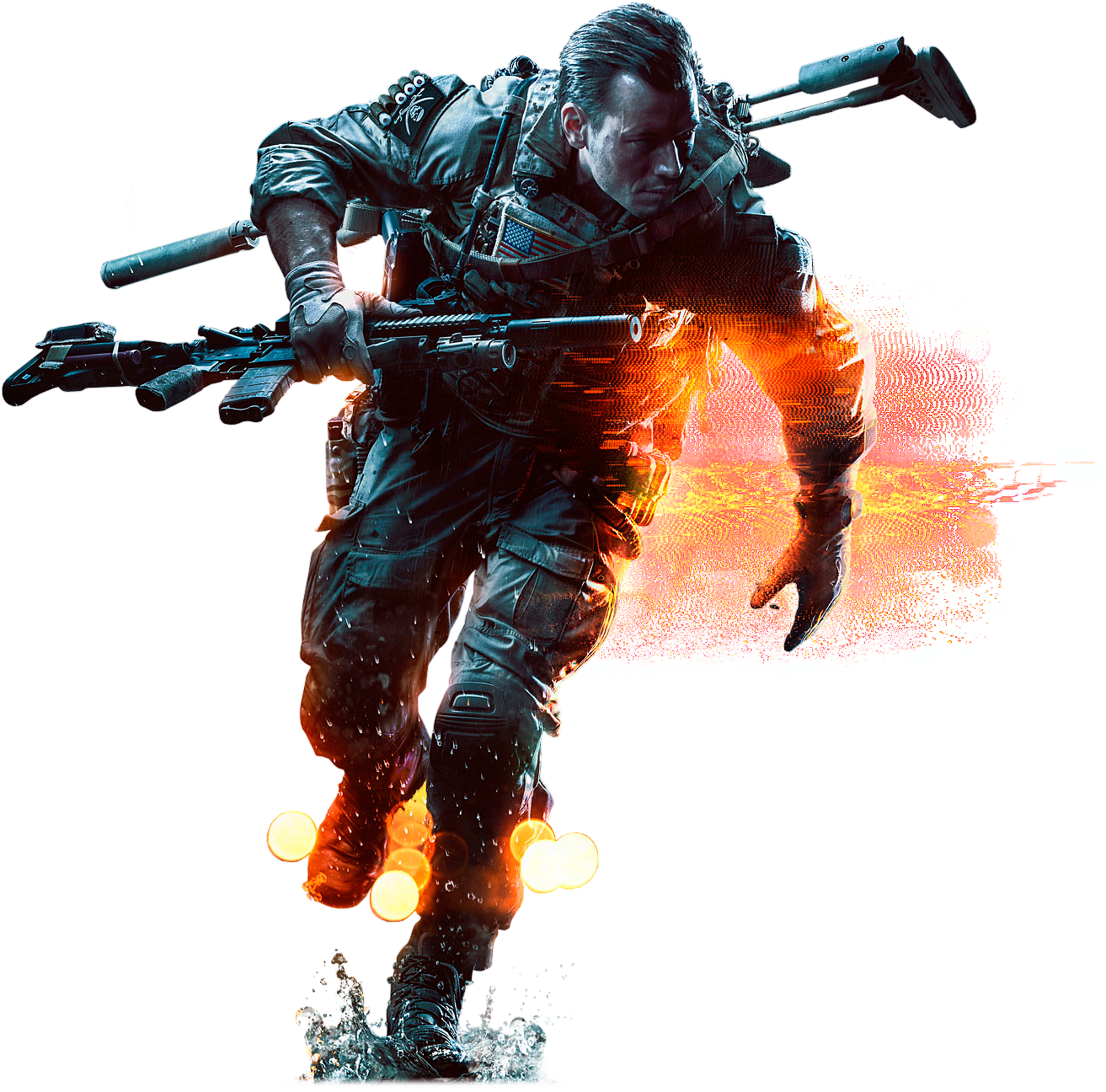 Battlefield HD PNG