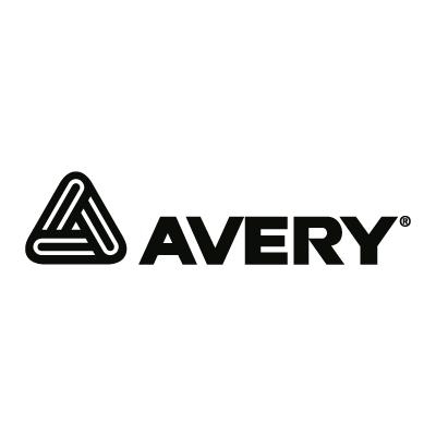 Avery Black logo vector . - Baymak Baxi Logo Vector PNG