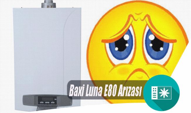 baxi-luna-e80-arizasi - Baymak Baxi PNG