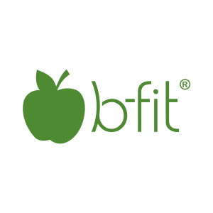 b-fit Logo - Be Fit PNG