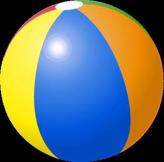Beach Ball PNG - 7109