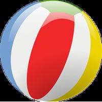 Beach Ball PNG - 7102