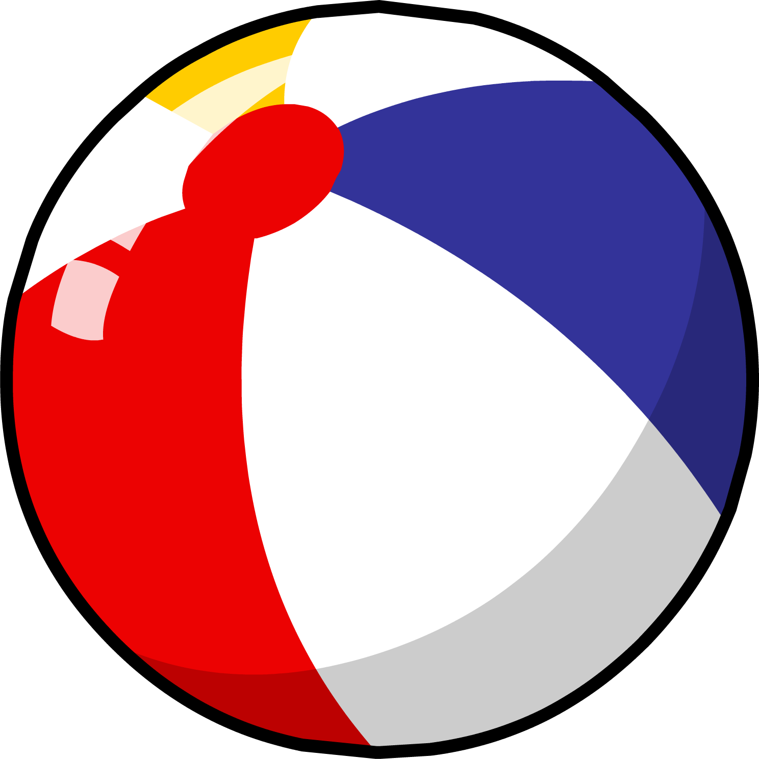 Beach Ball.PNG - Beach Ball PNG