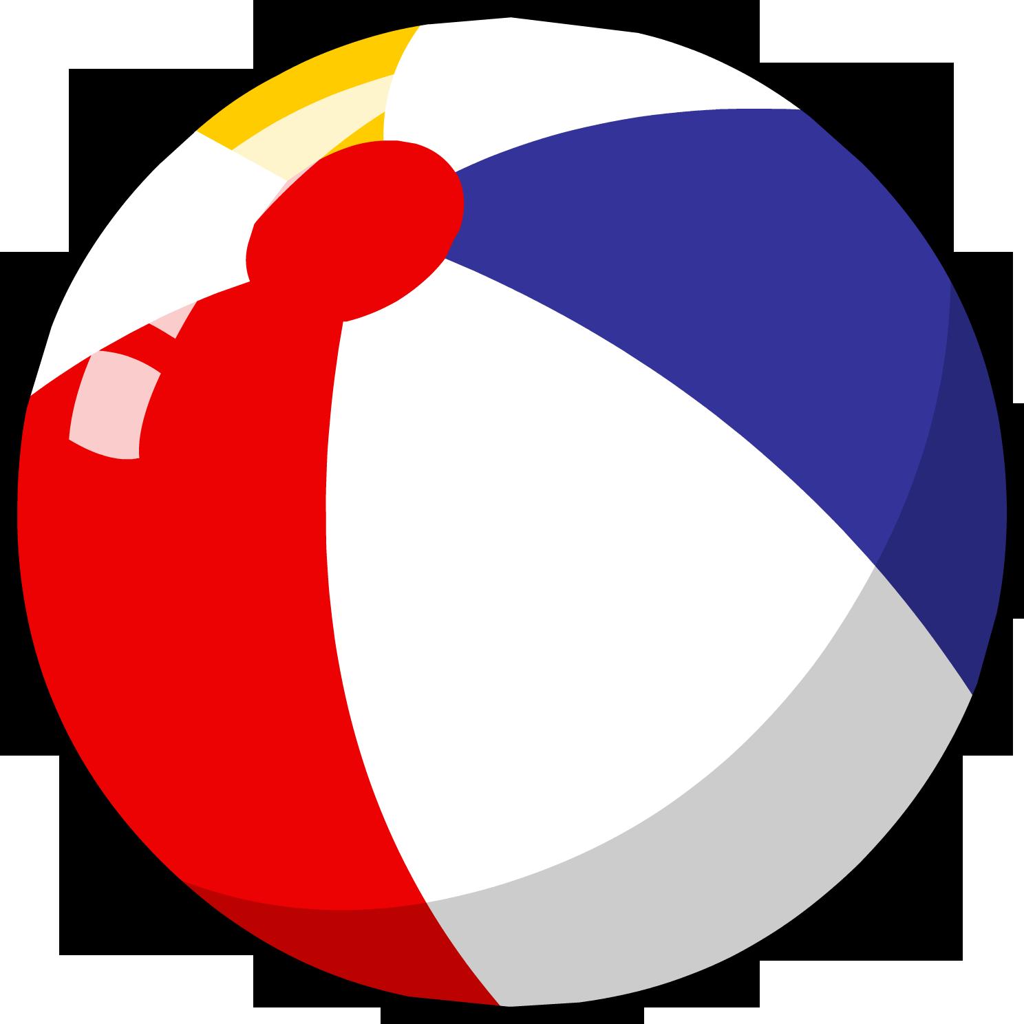 Beach Ball PNG - 7115