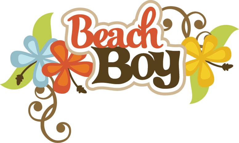 Beach Boy PNG
