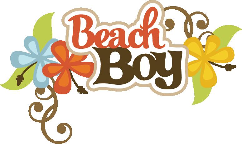 Beach Boy PNG - 166504