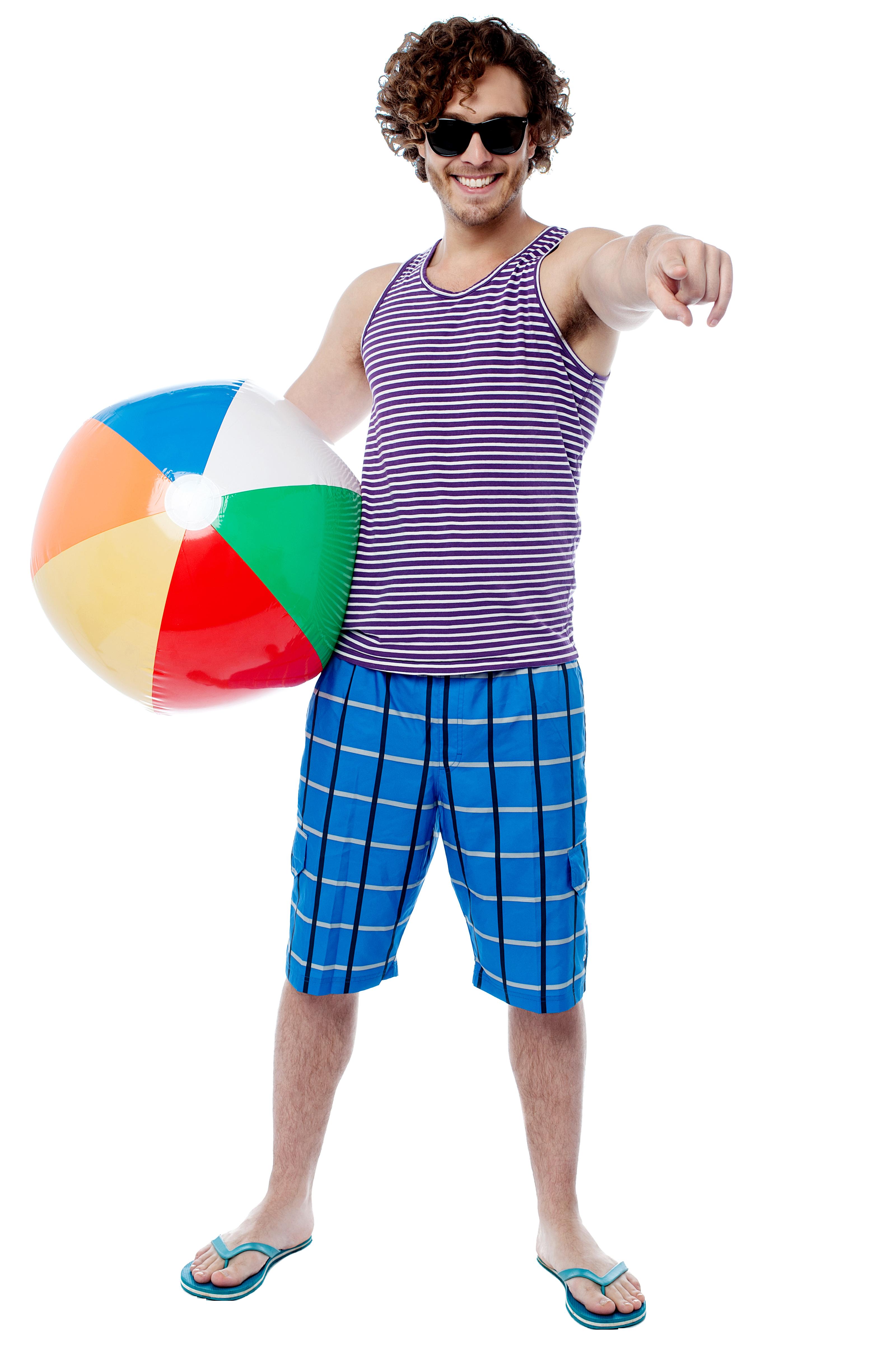 Beach Boy PNG - 166506