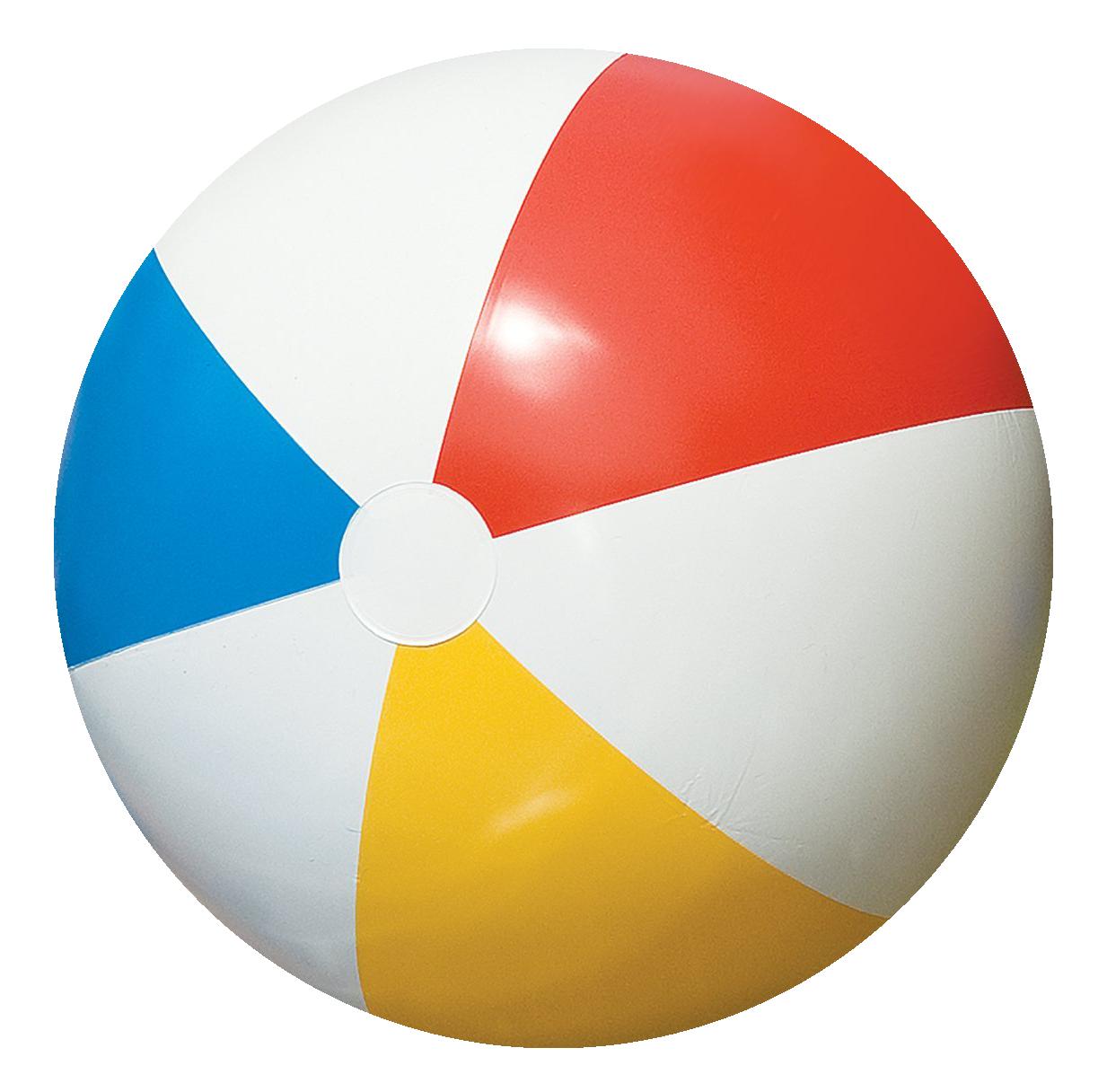 Beach Ball PNG Transparent Im