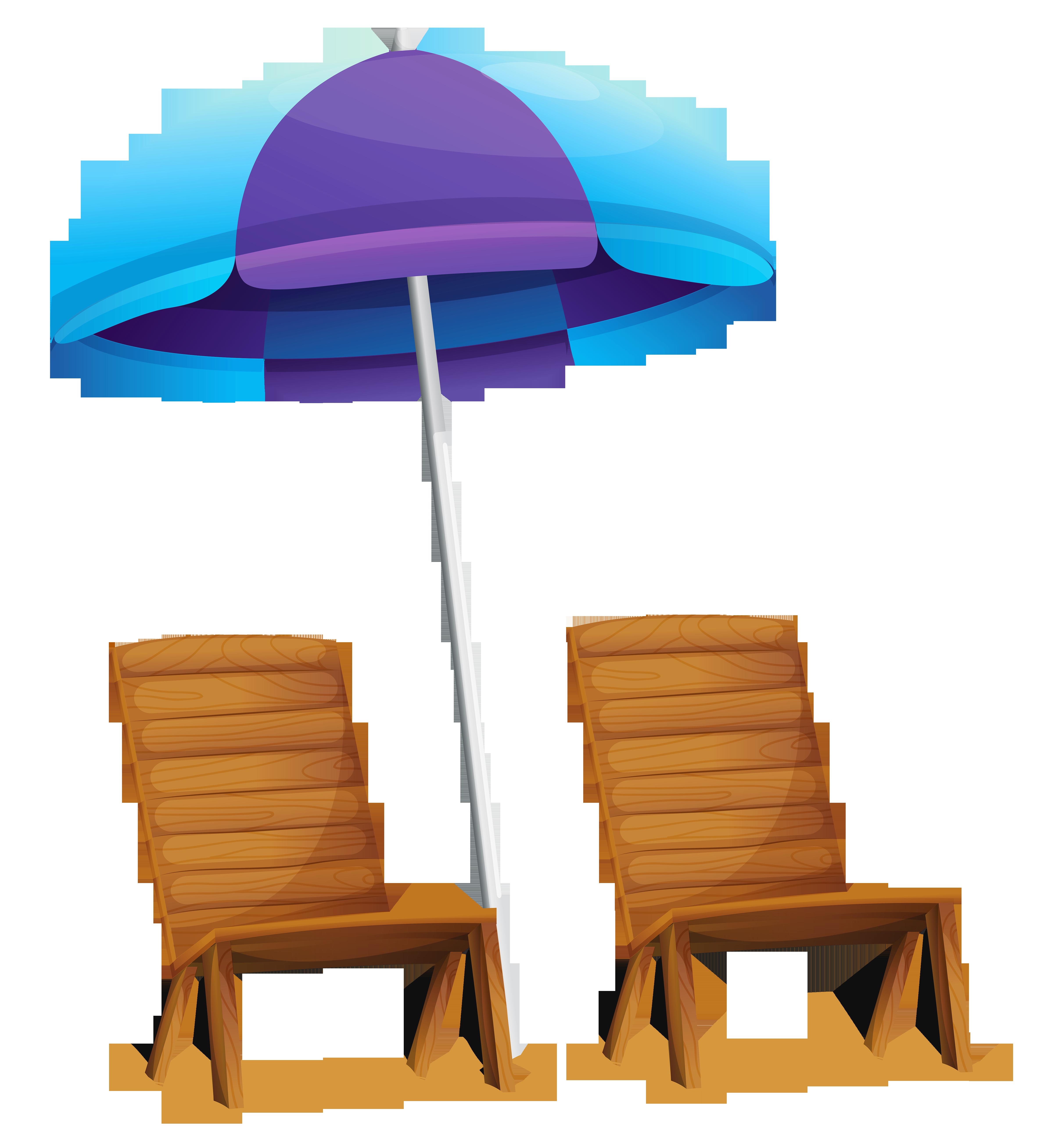 Umbrella, Chair, Beach Png im
