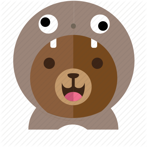 avatar, bear, cute, fun, smile, style icon - Bear Cute PNG
