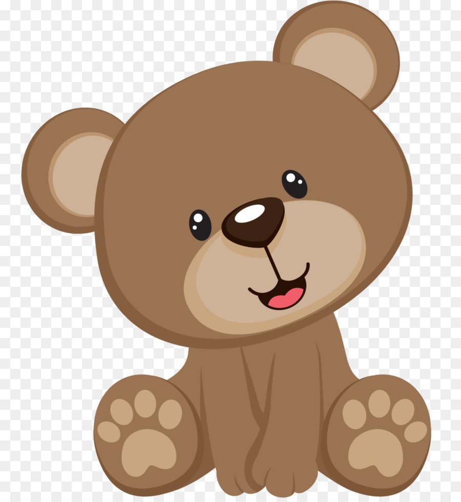 Bear Clip art - cute