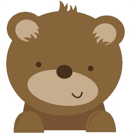 Bear Cute PNG - 143552