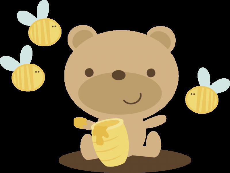 Bear Cute PNG - 143547