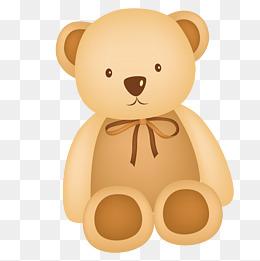 Bear Cute PNG - 143550