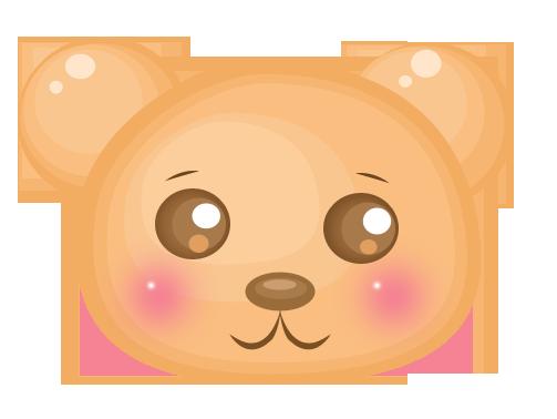 Bear Cute PNG - 143554
